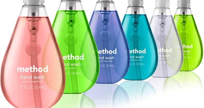 Method Products hand soaps range