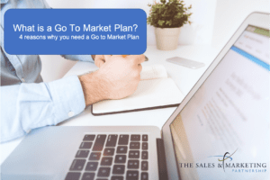 What is a Go To Market Plan